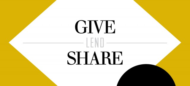 "New Single ""Give Lend Share"" Out Now, Listen Here"